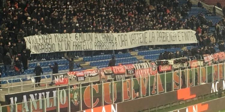 Photo of Coppa Italia. I tifosi scaricano Donnarumma