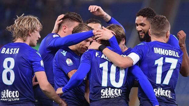 Photo of Coppa Italia: Lazio ai quarti col panettone…..