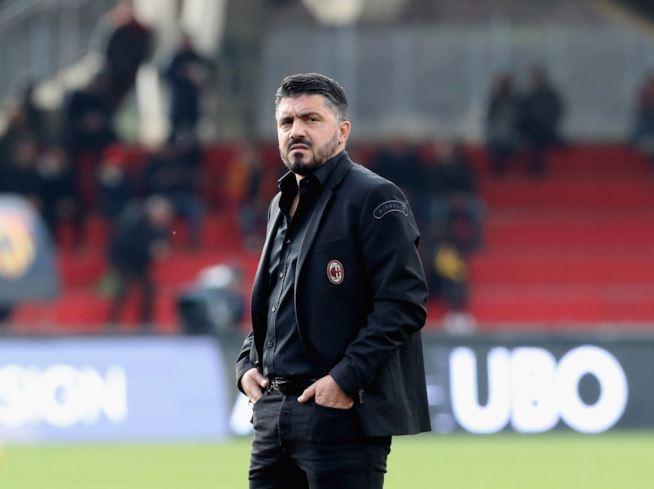 Photo of Gattuso guardi  Atalanta, Lazio, Suso, Var  e saluti Bonucci