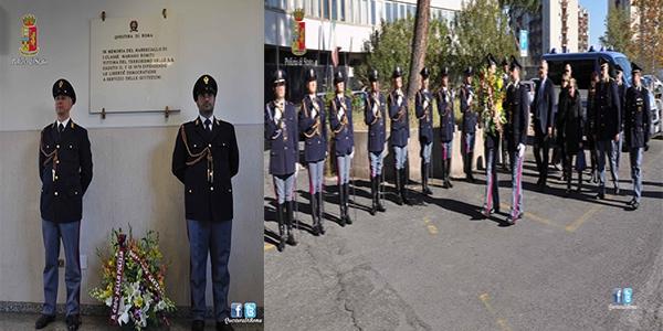 Photo of Commemorati  l'Agente Ciro Capobianco e  il Maresciallo Mariano Romiti, vittime del terrorismo