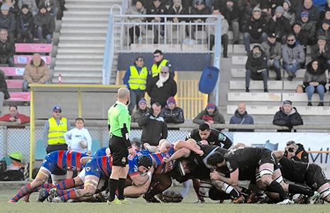 Photo of Rugby Eccellenza – Il rugby Calvisano è campione d'inverno