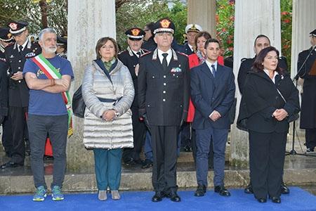 Photo of A Messina, l'inaugurazione della nuova sede del Ris dei Carabinieri