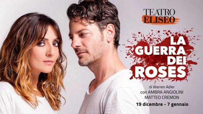 Photo of Teatro Eliseo –  'La Guerra dei Roses' con Ambra Angiolini e Matteo Cremon.