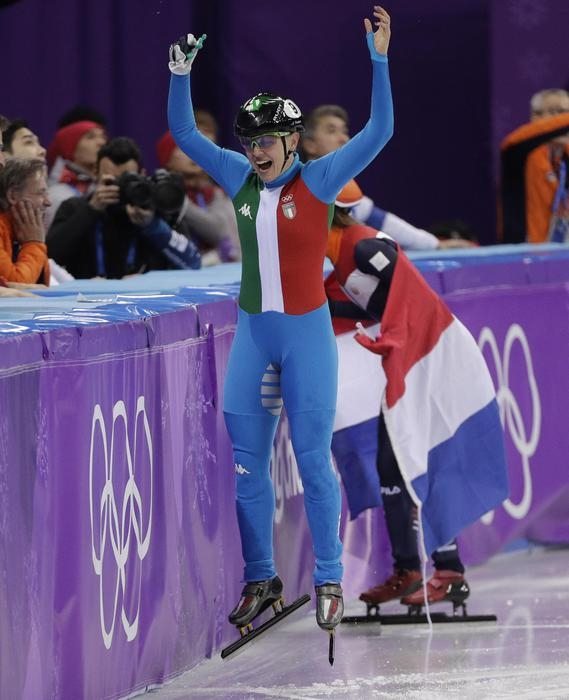 Photo of Olimpiadi 2018 – L'Italia di Arianna ritrova l'orgoglio