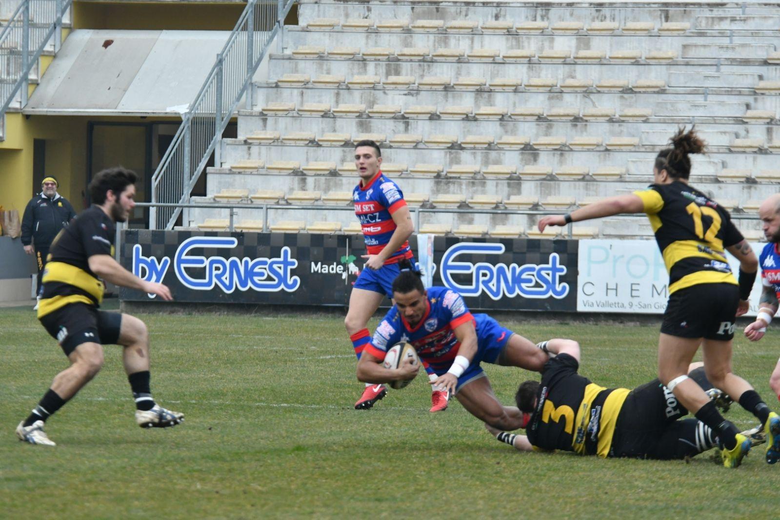 Photo of Rugby Eccellenza Tredicesima giornata. Perde il Calvisano