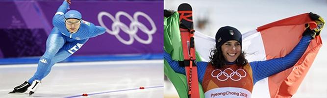 Photo of Due Bronzi nella notte olimpica