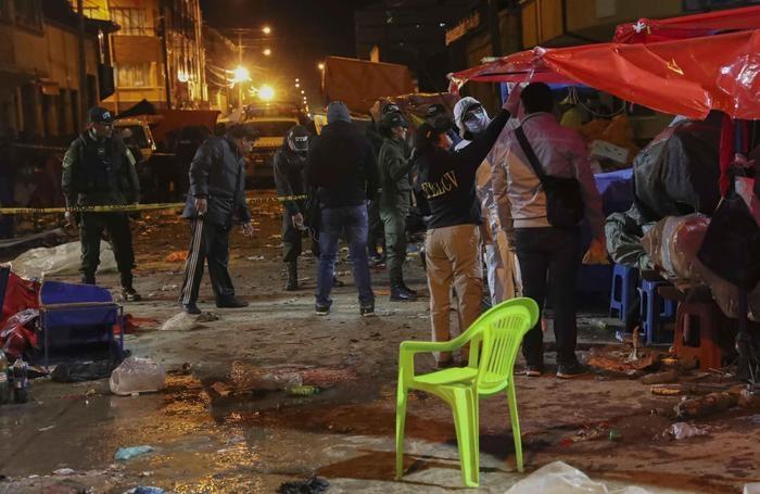 Photo of Flash – Bolivia – Durante il carnevale, esplode accidentalmente bombola gas di ambulante. 8 morti e 25 feriti