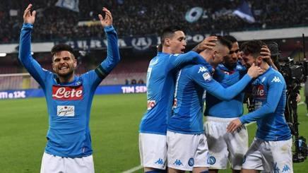 Photo of Serie A, 24ma giornata 2018 – Napoli ancora in testa, crollo Lazio nella ripresa