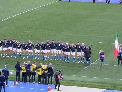 Photo of Rugby – Orgogliosi e arrabbiati – GALLERIA FOTOGRAFICA