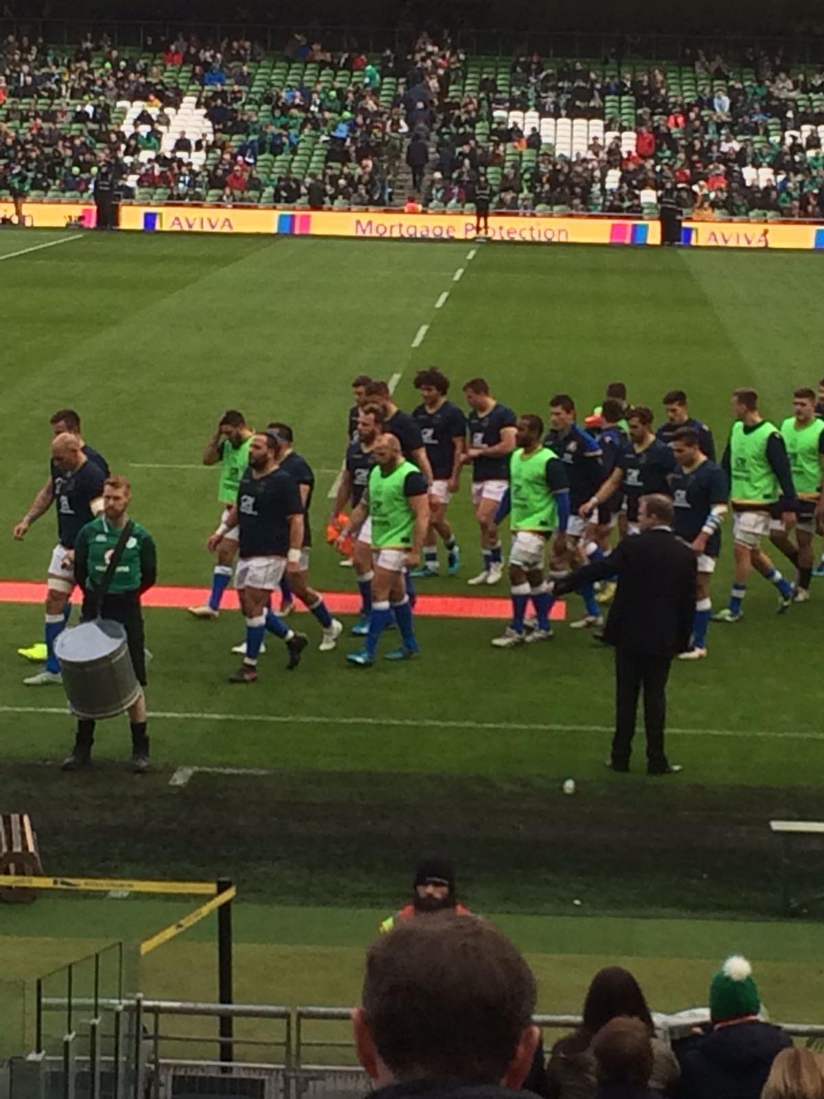 Photo of Rugby 6 Nazioni 2018 – 3 Mete Azzurre in Irlanda nonostante l'arbitro francese ed un giorno in meno di recupero