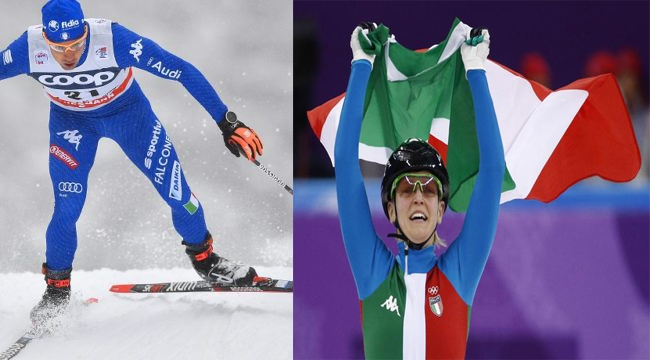 Photo of Olimpiadi 2018. Oro e Argento all'Italia