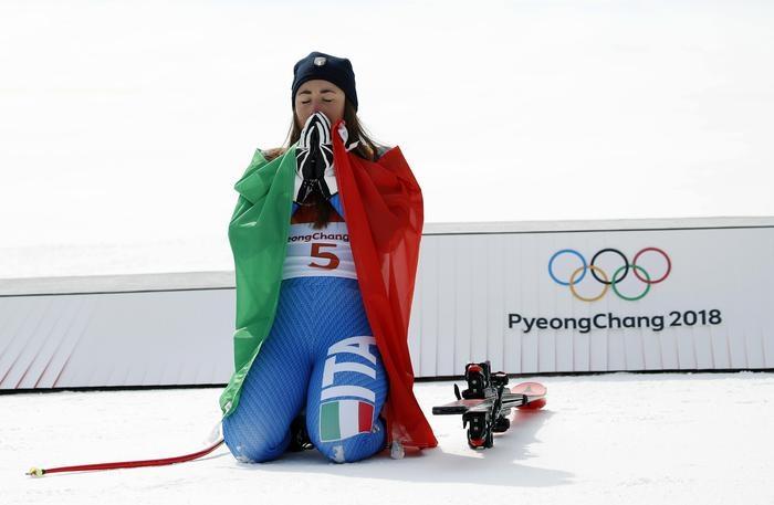 Photo of Olimpiadi 2018 – Italiano l'Oro più bello