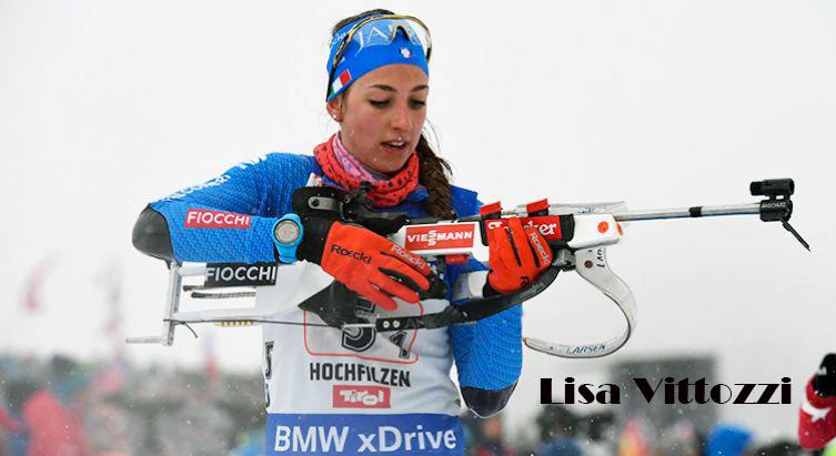 olimpiadi Lisa Vittozzi