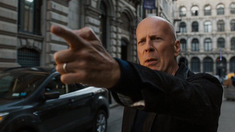 "Photo of Bruce Willis è il giustiziere in ""Death Wish"""