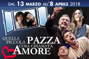 "Photo of Teatro Golden – ""Quella piccola pazza cosa chiamata amore"" di Danilo De Santis"