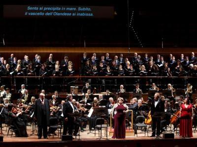 Photo of Accademia Nazionale di Santa Cecilia – L'Olandese Volante di Richard Wagner diretta da MIkko Franck