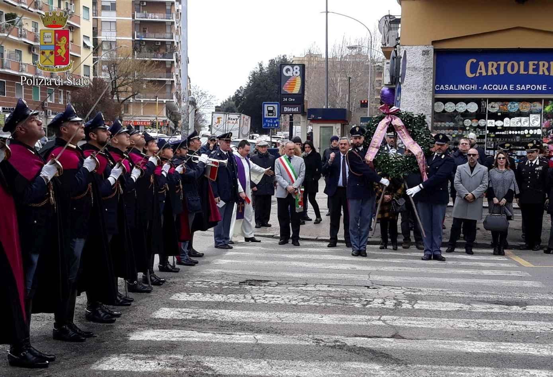Photo of Ricordato il sacrificio di Claudio Graziosi