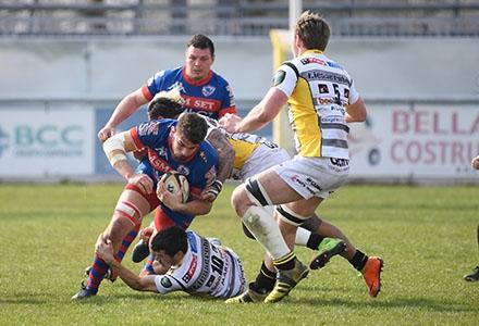 Photo of Rugby Eccellenza. 16ma giornata. In testa vanno Calvisano e Padova