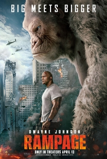 "Photo of ""Rampage – Furia animale"" – Video games series dal  computers al grande schermo."