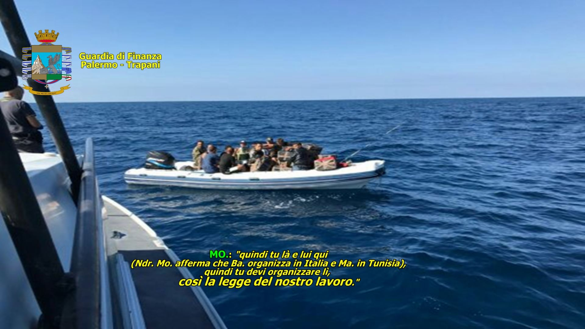 """Photo of Operazione """"Scorpion Fish 2"""". Smantellata organizzazione dedita al favoreggiamento dell'immigrazione clandestina e al contrabbando di tabacchi. 13 arresti e perquisizioni"""