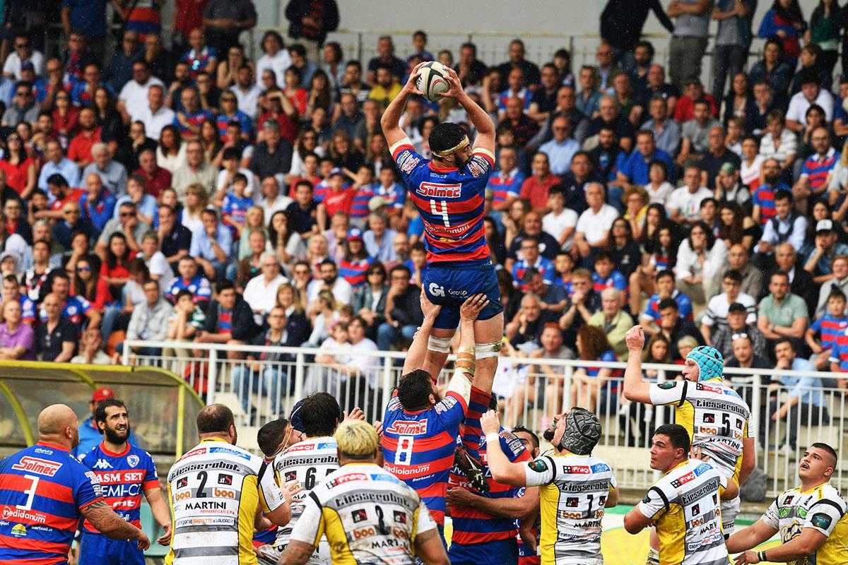 Photo of Rugby Eccellenza, Semifinale Play Off. Al Battaglini di Rovigo finisce 12-9 per i Bersaglieri