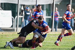Photo of Rugby Eccellenza. Padova, Fiamme Oro e Calvisano-Rovigo sono le due semifinali scudetto 2018
