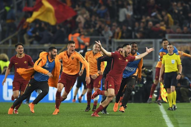 Photo of Champions Legue – Ritorno quarti. Roma caput mundi!