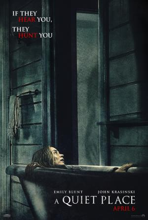 cinema a quiet Place poster