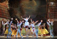 Teatro Quirino - Giselle - Russian Ballet Theatre