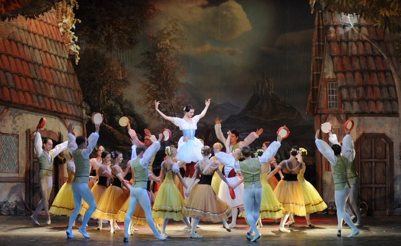 Photo of Teatro Quirino – Giselle con il Russian Ballet Theatre