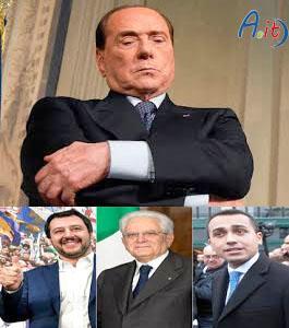 Photo of Elezioni politiche 2018. Berlusconi riabilitato, allunga i tempi di prova per il Governo. Quale è il vero obiettivo?