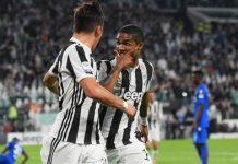 calcio-Dybala-Douglas Costa-juve-bologna-2018