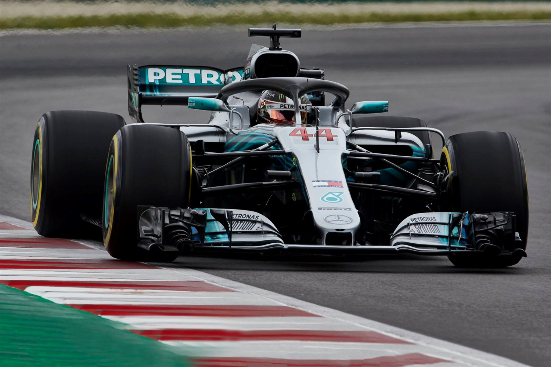 Photo of GPF1 Spagna: Doppietta Mercedes di Hamilton e Bottas, Ferrari quarta