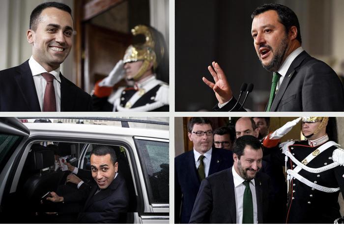 Photo of Tanto tuonò che piovve… Nasce il Governo Conte, con 15 Ministri. Oggi il giuramento