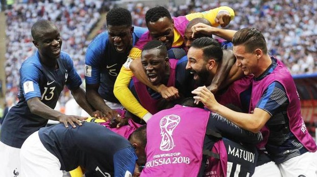 Photo of Calcio Mondiali Russia 2018. La Francia in finale