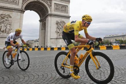 Photo of Ciclismo: Presentazione Tour de France nr. 105