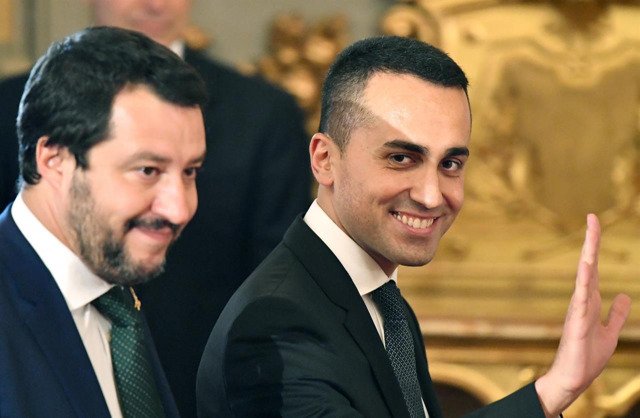 Photo of Rischio implosione nella maggioranza di Governo Cinque Stelle e Lega