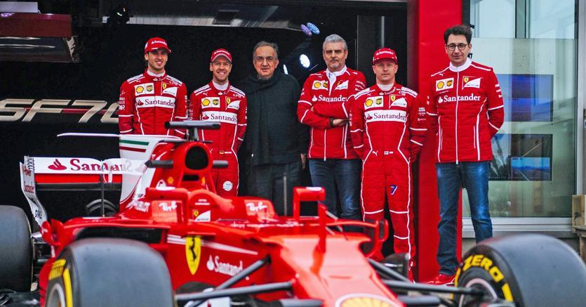 Photo of Marchionne, Ferrari ma anche golf e spada