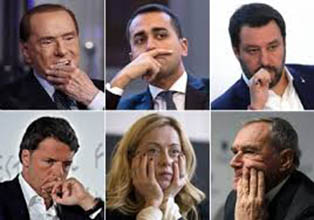 Photo of Continua la fuga di Salvini