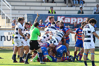 Photo of Rugby – Top 12. A sorpresa cade il Calvisano. VeloReggio in vetta da sola