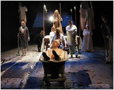 Photo of All'Eliseo Claudia Gerini madrina del Festival del Teatro Patologico