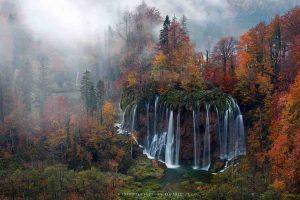 (foto: Andrea Pozzi - Plitvice Lakes - Croazia)