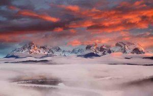 (foto: Andrea Pozzi - Torres del Paine - Cile)