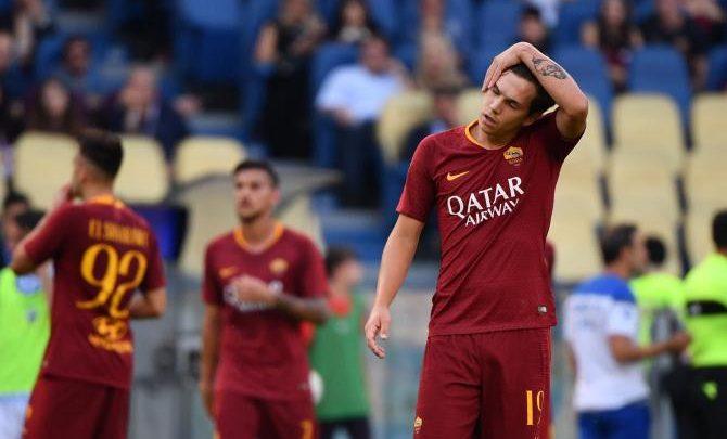calcio-roma-sconfitta da-spal 20-10-2018