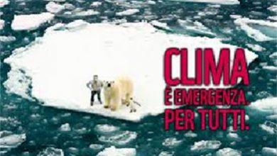Photo of Allarme per l' emergenza climatica !!