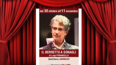 Photo of Il Berretto A Sonagli di Luigi Pirandello al Teatro Ghione