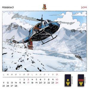 Calendario Polizia 2019 - (4)