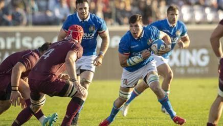 Rugby-Italia-Georgia 10-11-18 (foto Libero)