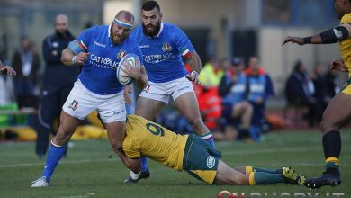 Photo of Rugby – Italia-Australia 7-26