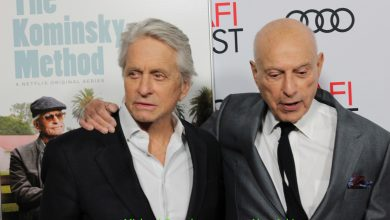 cinema-01-Michael Douglas- Alan Arkin